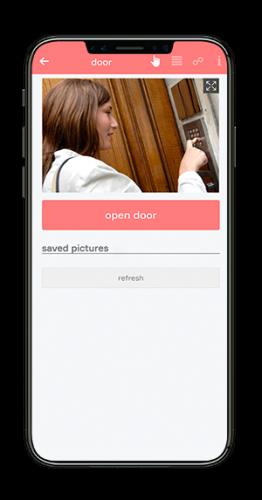 evon Smart home door