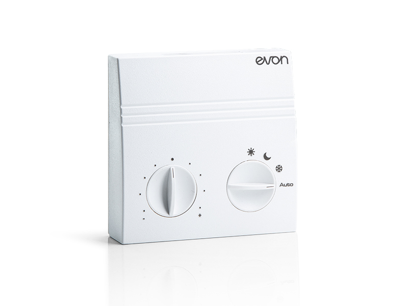 Room operating device evon Smart Home