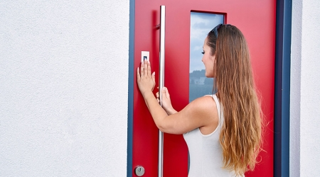 ekey Integration in evon Smart Home
